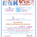 VII Interdyscyplinarnego Festiwalu Sztuk M{i}aSTO/a Gwiazd 2015
