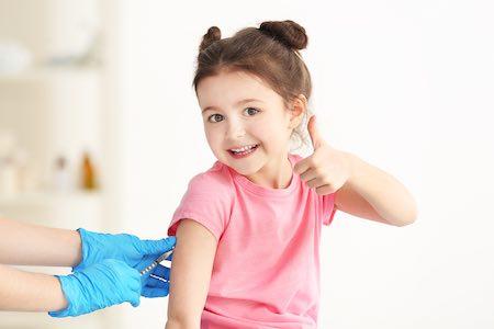 Szczepienie dzieci – konsultacja u neurologa dziecięcego