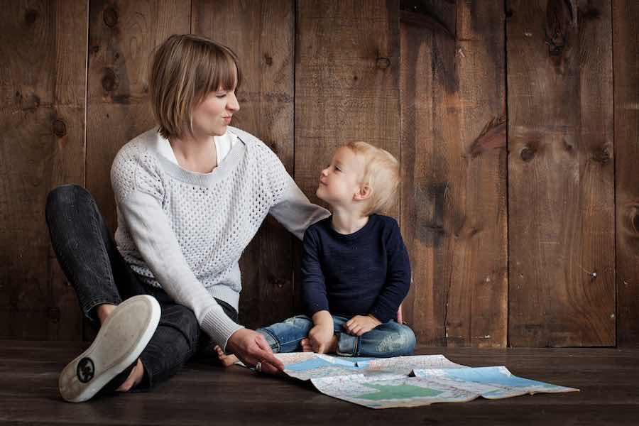 Jak być szczęśliwszym rodzicem?