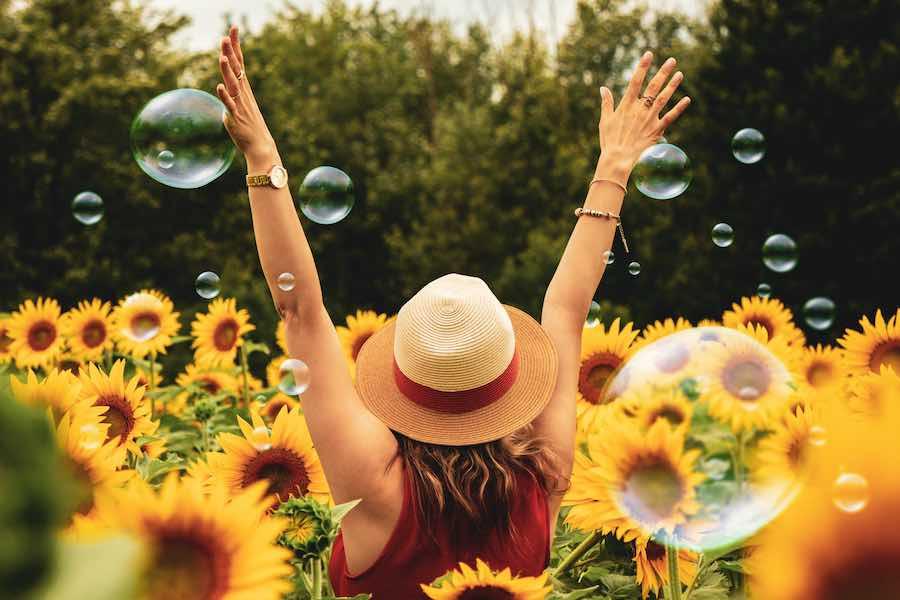 10 prostych sposobów, by znaleźć szczęście