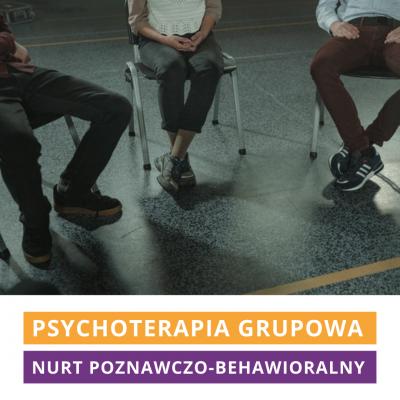 Psychoterapia grupowa w nurcie CBT